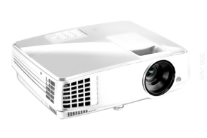 Projector for outdoor use